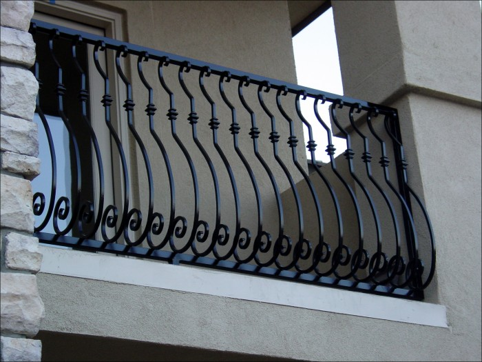 handrail_balcony_01 60+ Best Railings Designs for a Catchier Balcony