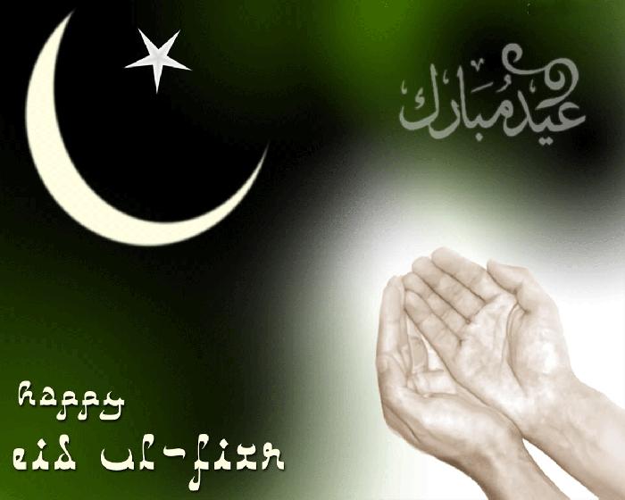 happy-eid-wallpapers-1 60 Best Greeting Cards for Eid al-Fitr