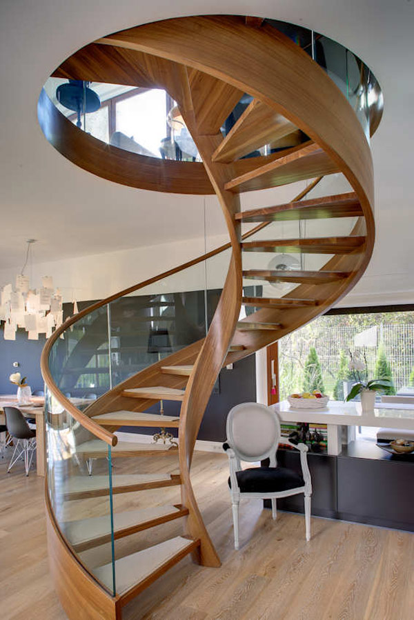 home-impressive-spiral-staircase-3 Turn Your Old Staircase into a Decorative Piece