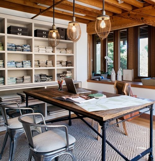 home-office-1 Modern And Stylish Designs Of Home Offices