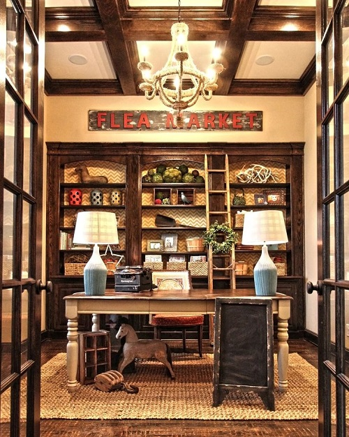 home-office-3 Modern And Stylish Designs Of Home Offices