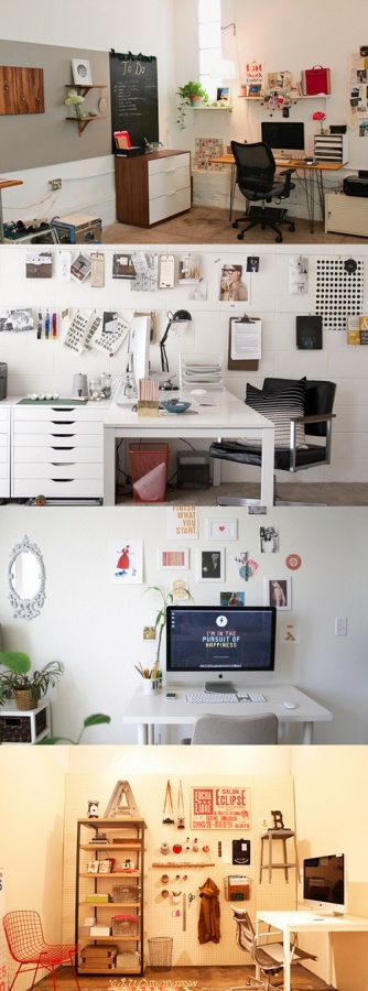 home-office-7 Modern And Stylish Designs Of Home Offices