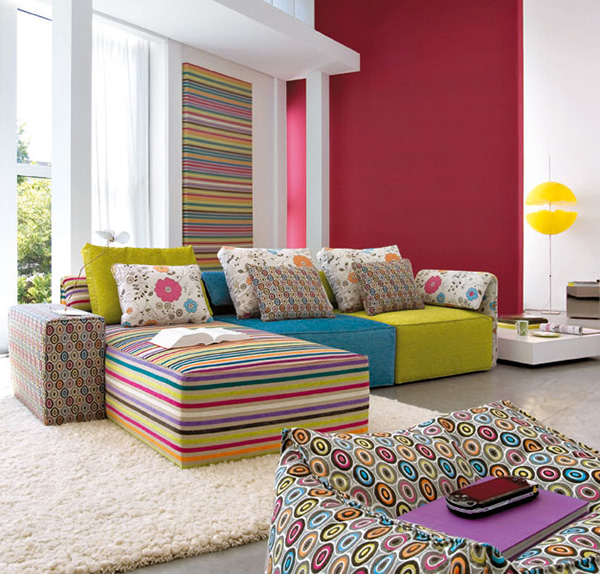 interior-design-22 Get A Delight Interior By Applying Some Colorful Designs