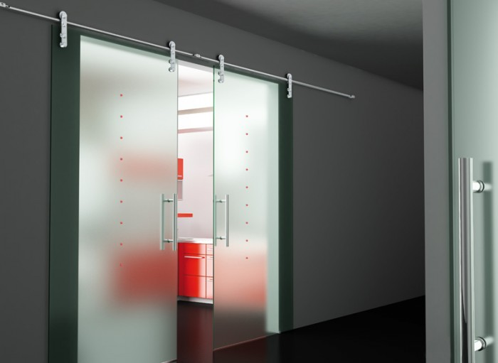 interior-sliding-glass-door-2 Remodel Your Rooms Using These 73 Awesome Interior Doors