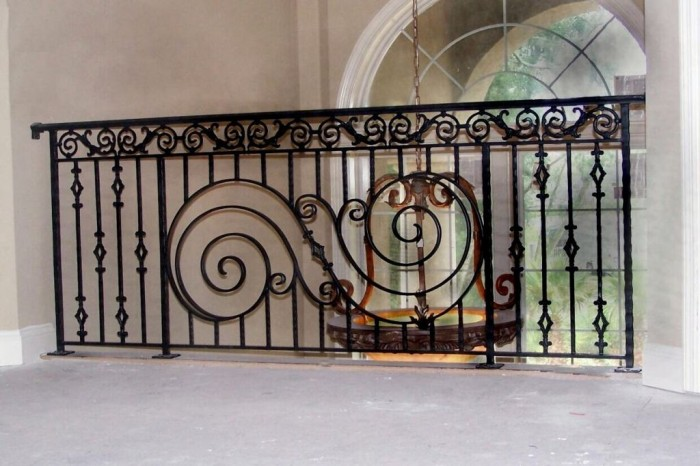 interior_railing101 60+ Best Railings Designs for a Catchier Balcony