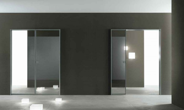 internal-glass-doors Remodel Your Rooms Using These 73 Awesome Interior Doors