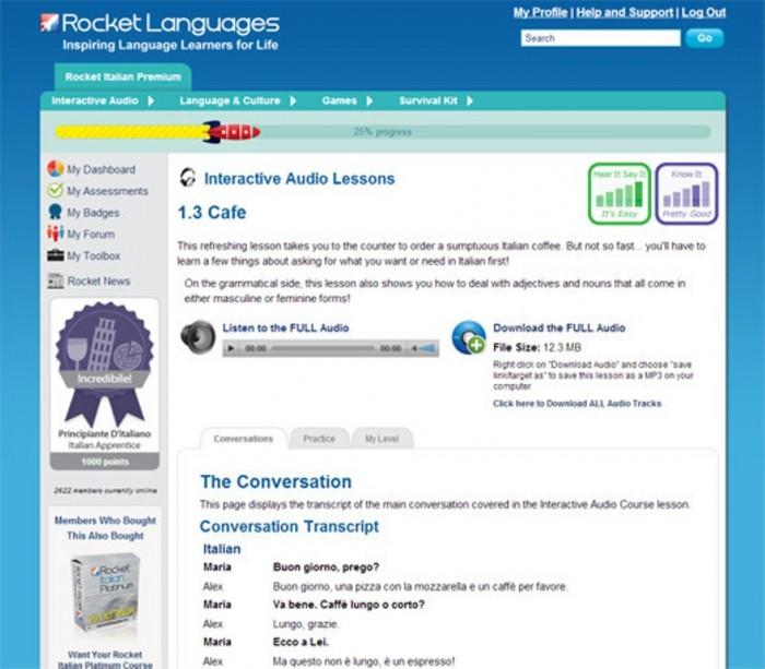 italian-iac-520-no2013 Learn to Speak and Understand Italian Like a Native, in HALF the Time!
