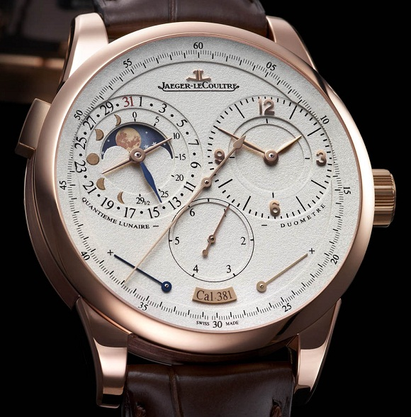 jaeger-lecoultre-duometre-guantieme-lunaire Newest Trends Of Watches For Both Men And Women