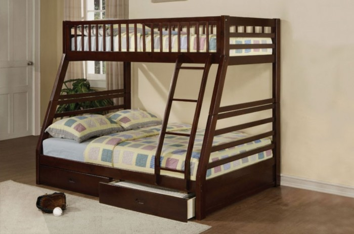 jasontwinoverfull Make Your Children's Bedroom Larger Using Bunk Beds