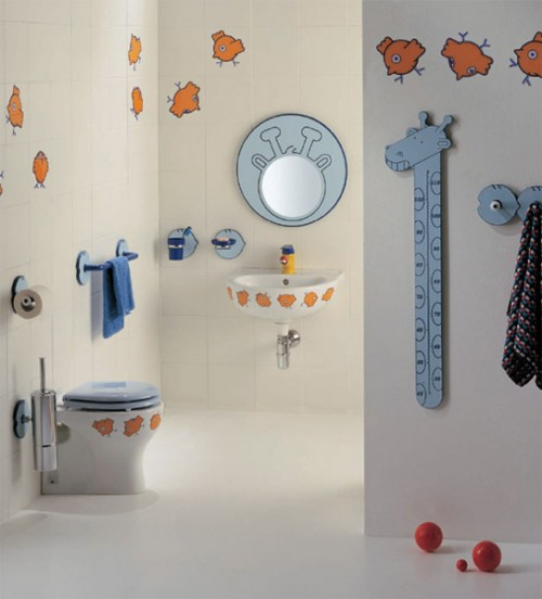 kids-bathroom-design-ideas-12-500x552 25 Ideas Of Modern Designs For Kids Bathroom