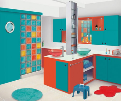 kids-bathroom-design-ideas-4-500x416 25 Ideas Of Modern Designs For Kids Bathroom