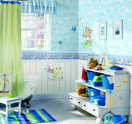 kids-bathroom-design-ideas-5 25 Ideas Of Modern Designs For Kids Bathroom