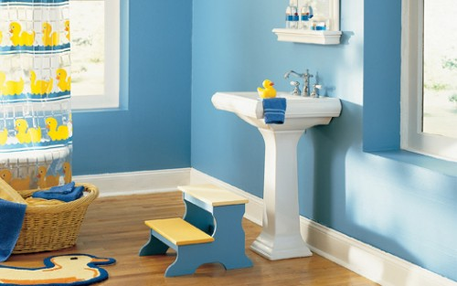 kids-bathroom-design-ideas-9-500x313 25 Ideas Of Modern Designs For Kids Bathroom
