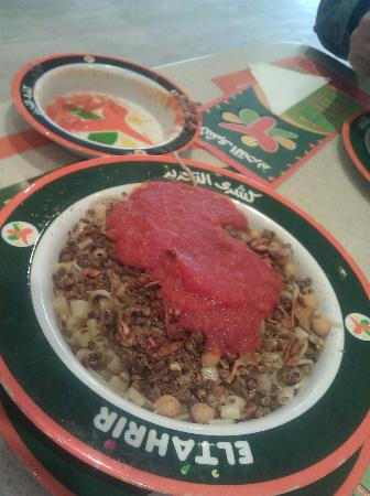 "koshari-al-tahrir The National Dish Of Egypt ""Koshary"" With Its Recipe"
