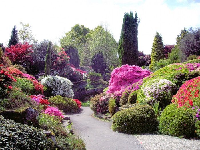 landscape-design-plans-rock-flower-a-to-z-home-and-garden-design Liven Up Your Home with 7250 Breathtaking Landscaping Designs