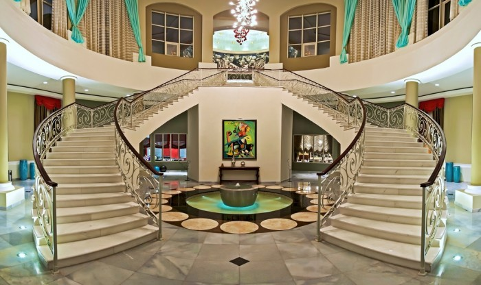 lp_24_Iberostar-Grand-Rose-Hall-Grand-Staircase Make Your Home Look Like a Palace