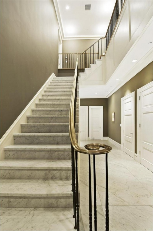 marble-house-tribeca-stair-design-ideas Turn Your Old Staircase into a Decorative Piece