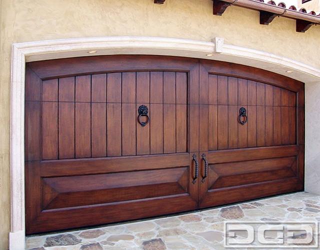 mediterranean-garage-doors Modern Ideas And Designs For Garage Doors