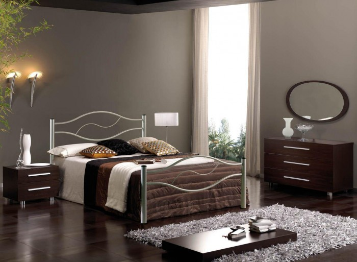 metal-bed-designs Luxury Designs For Beds Made Of Metal