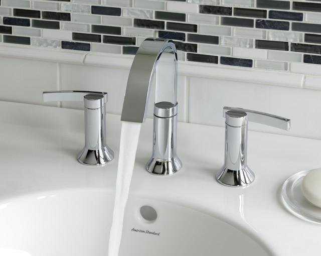 modern-bathroom-faucets-5 32 Creative Sink Faucets In Contemporary And Modern Designs