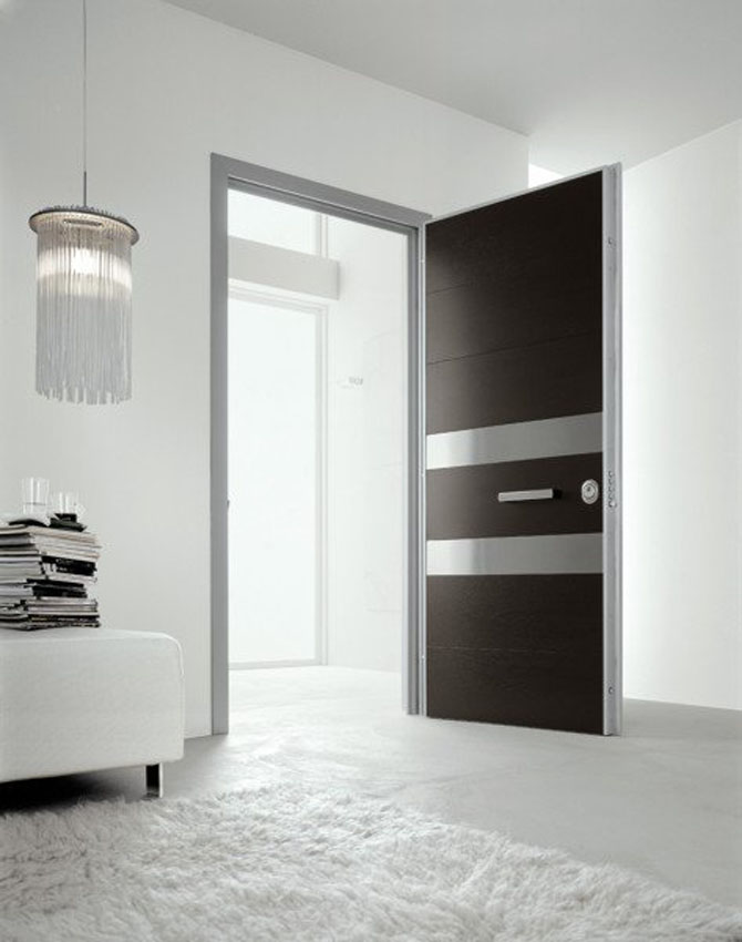 modern-doors-minimalist-aesthetic Remodel Your Rooms Using These 73 Awesome Interior Doors