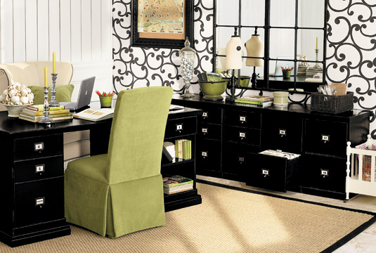 modern-home-office-design Modern And Stylish Designs Of Home Offices