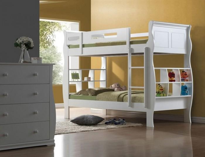 modern-kids-beds Make Your Children's Bedroom Larger Using Bunk Beds