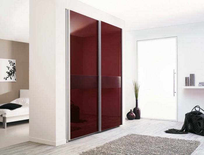 modern-wardrobe-with-refined-door-design-1 35+ Modern Designs Of Wardrobes