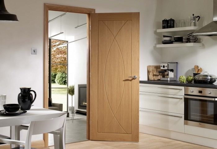 modern_curved_design_door Remodel Your Rooms Using These 73 Awesome Interior Doors