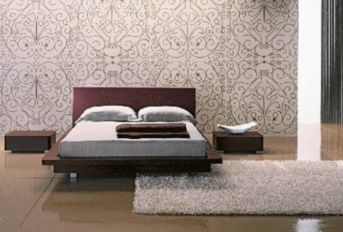 modern_elegant_wallpaper_bedroom_ideas_photos-728x495 Tips On Choosing Wallpaper For Your Bedroom