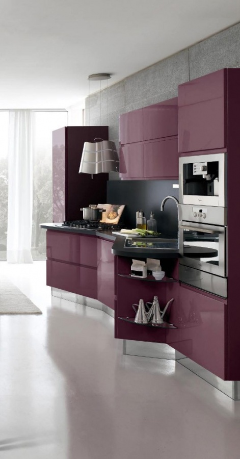 new-modern-kitchen-design-with-white-cabinets-bring-from-stosa-popular-kitchen-cabinetry-in-a-new-light 45 Elegant Cabinets For Remodeling Your Kitchen