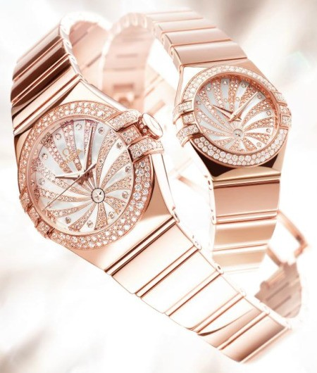 omega-constellation-women 24 Most Luxury Watches For Women And How To Choose The Perfect One?!