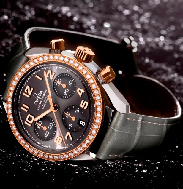 omega-ladies-watch Newest Trends Of Watches For Both Men And Women