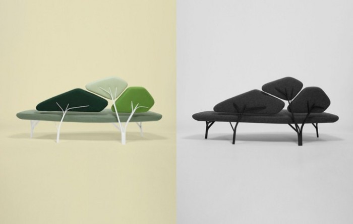 original-pine-trees-inspired-sofa-5 50 Creative and Weird Sofas for Your Home
