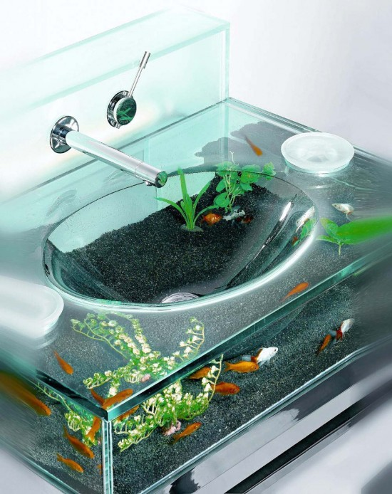 original 17 Modern Designs Of Bathroom Sinks