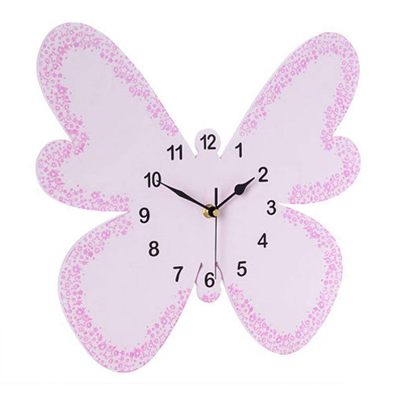 original_Butterfly-Clock-_Pale-Pink_ 10 Inexpensive and Fabulous Spring Gift Ideas