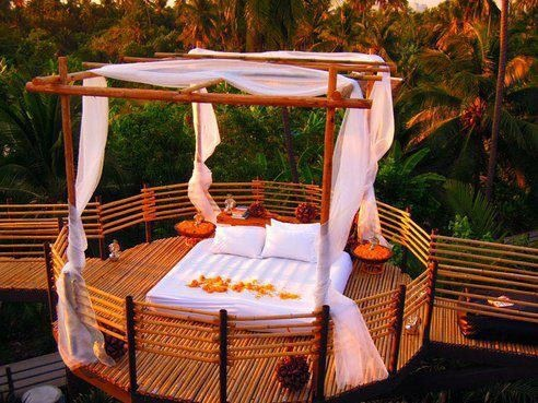 outdoor-bed-8 Outdoor Beds Are Great For Relax During The Summer