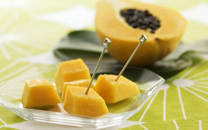 papaya-3 Do You Know How to Overcome Asian Glow?