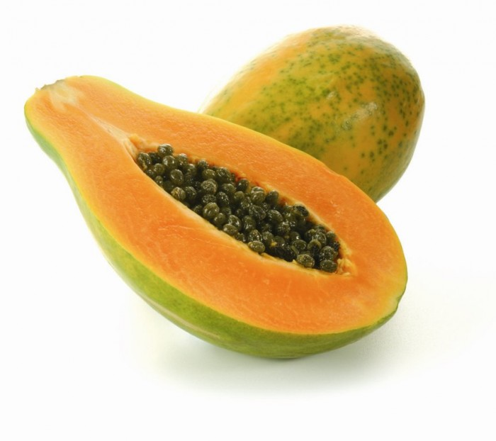 papaya-ringworm Do You Know How to Overcome Asian Glow?