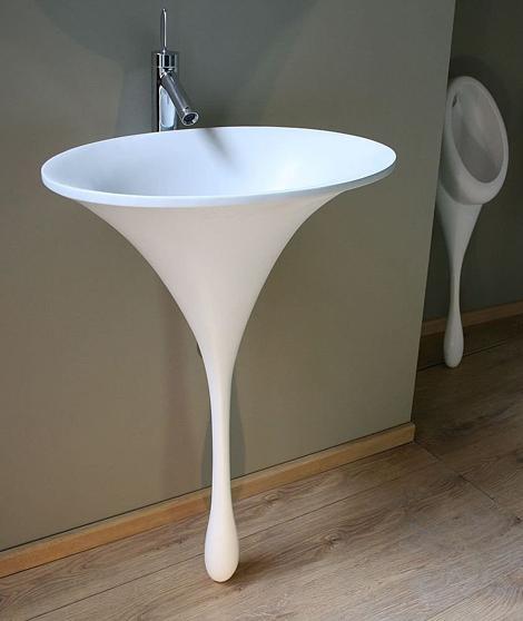 philipwattdesign-sink-spoon-1 17 Modern Designs Of Bathroom Sinks