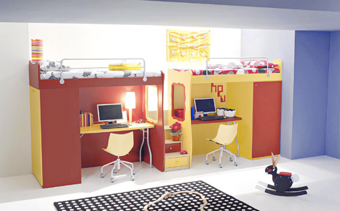 picture-82 Make Your Children's Bedroom Larger Using Bunk Beds