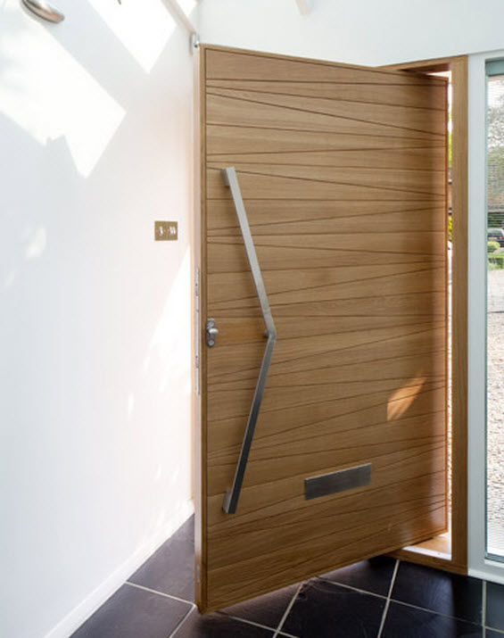 pivot-door-with-offset-axis-78212-1835609 It Is Not Just a Front Door, It Is a Gate