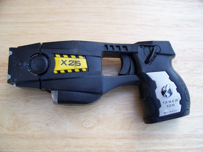 police_issue_x26_taser Do You Know How to Protect Yourself? Self-Defense for Women