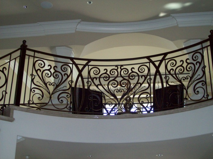railing004 60+ Best Railings Designs for a Catchier Balcony