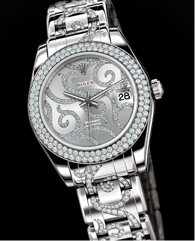 rolex-watch-datejust-special-edition 24 Most Luxury Watches For Women And How To Choose The Perfect One?!