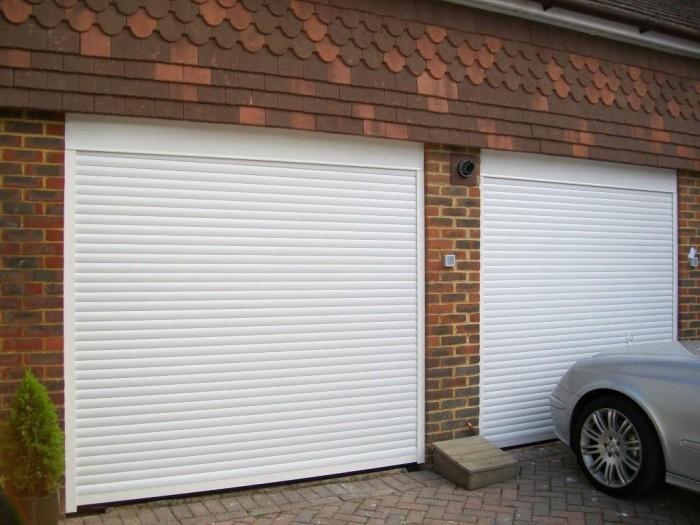 roller-garage-doors Modern Ideas And Designs For Garage Doors