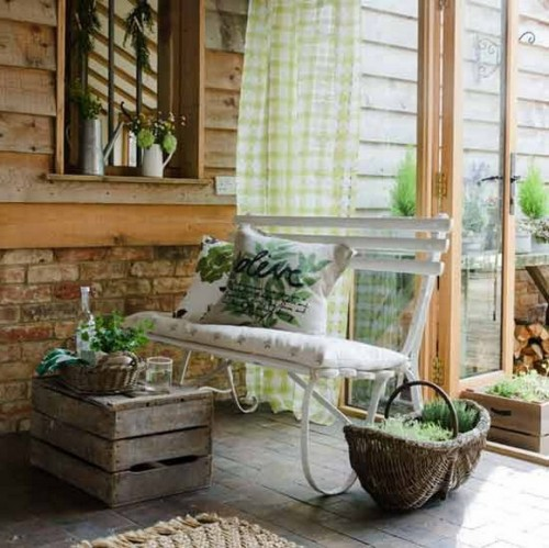 rustic-garden-4 13 Impressive Rustic Garden Style With Its Attractive Elements