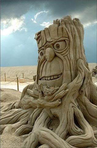 sand-art10 30 Stunning Installations Made Of Sand Beach