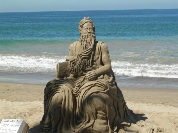 sand-art14 30 Stunning Installations Made Of Sand Beach