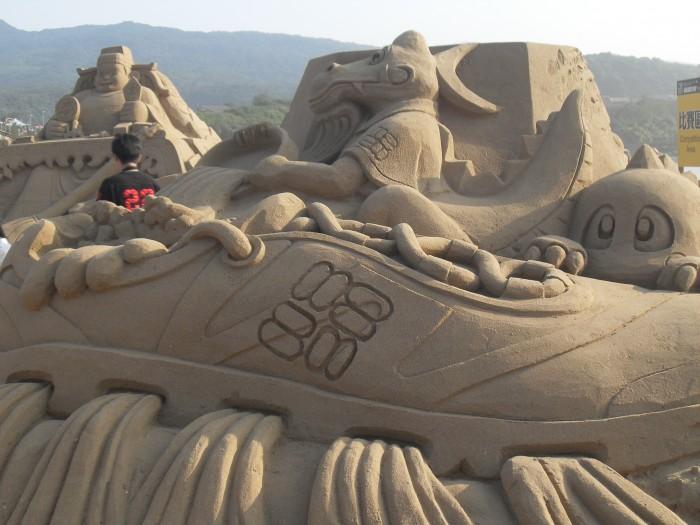 sdc14826 30 Stunning Installations Made Of Sand Beach
